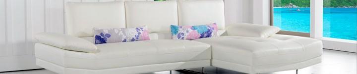 Canapé en cuir pour votre maison pour une décoration design