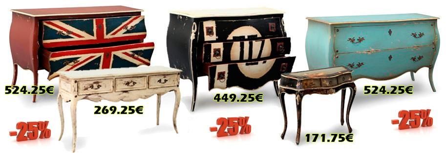 commode en bois baroque